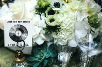 Sweet Centerpiece with Vintage Accents